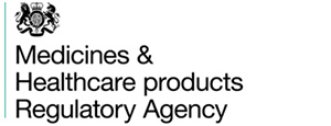 Medicines and Healthcare products Regulatory Agency (MHRA) logo